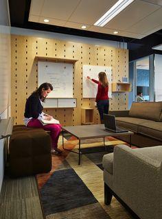 Loving the all wood walls floors MicrosoftOfficeAustria