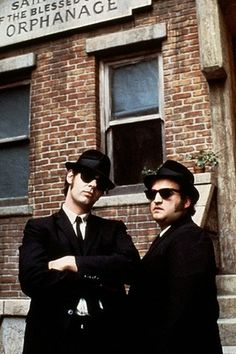 The Blues Brothers.  Just watched this, AGAIN!  This movie never gets old.