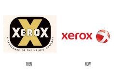 Xerox - Gallery: 10 Awesome Vintage Tech Logos | Complex