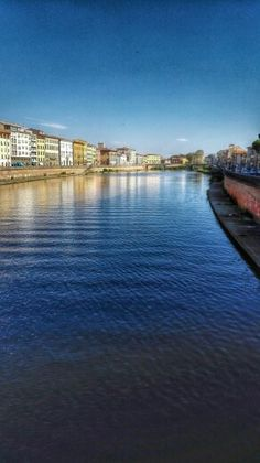 Arno, Pisa