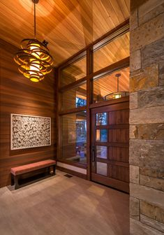 Warm modernism takes center stage in Martis Camp retreat Mountain Home Exterior, Modern Mountain Home, Mountain Homes, Modern Lodge, Modern Rustic, Dream Home Design, Modern House Design, Custom Home Builders, Custom Homes