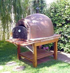 Oven Diy, Diy Pizza Oven, Pizza Oven Outdoor, Papa Pizza, Grill Station, Diy Exterior, Four A Pizza, Backyard Patio, Grilling