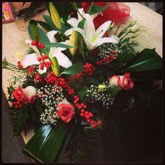 Tempo di #fiori per centrotavola a #padova