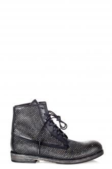 OXS - LACED BOOTS - 240748 - BLACK http://www.commetoi.it/eshop/index.php?id_lang=8