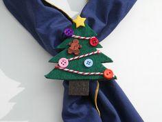 1001 Goals: Christmas Tree Neckerchief Slide