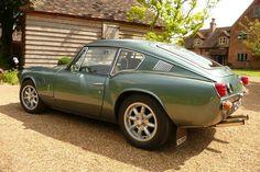 Triumph GT6 MK2