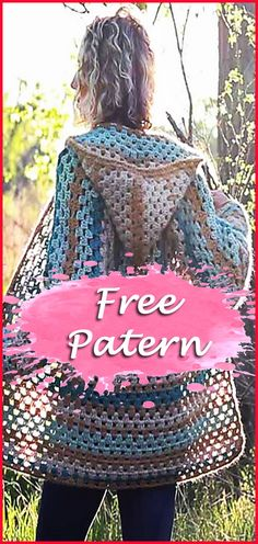 11 Cardigan Crochet Free Pattern Women – YARN OF CROCHET Hello friends addicted to crochet, today I am offering for you 11 models of Crochet Cardigan. There are 11 free patterns to choose the model that combines with your body and style. I love free empl… Crochet Cardigan Pattern Free Women, Crochet Baby Jacket, Crochet Hoodie, Crochet Afghans, Crochet Stitches Patterns, Crochet Hats, Crochet Sweaters, Afghan Patterns, Crochet Beanie