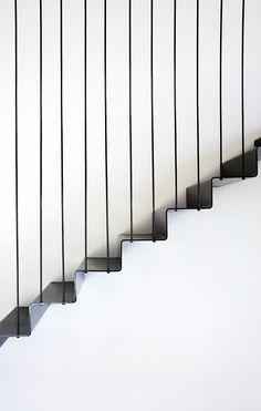 Stairs: Casa La Floresta / Alventosa Morell Arquitectes #arquitectura