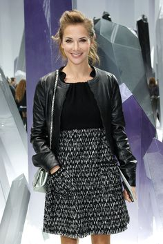 Mélissa Theuriau at Chanel F12