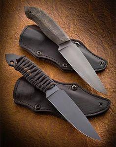 WK II spike by Daniel Winkler Tactical knife
