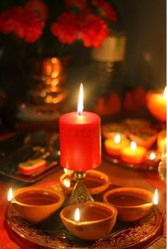Cherish Dream Live: Diwali decor inspirations by PreeOccupied