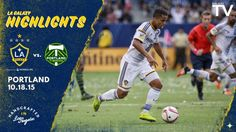 Watch highlights of the LA Galaxy's 5-2 loss to the Portland Timbers.