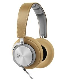 Headphone BeoPlay H6 / Leather Natural leather | Headphones B&O PLAY by Bang & Olufsen