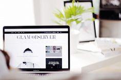 30 day social media challenge to grow blog traffic #followglamobserver