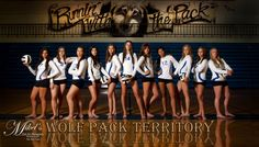 volleyball team picture ideas - Google Search                                                                                                                                                      More
