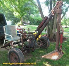 1000 Images About Homemade Tractors On Pinterest