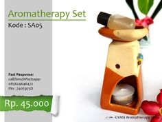 Paket Aromaterapi SA05 Rp45,000