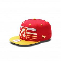 fd46a761053 Atlanta Flames Solray 2 Vintage Snap 9FIFTY Snapback Nba Hats