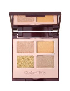 Charlotte Tilbury holiday 2016 Legendary Muse eyeshadow palette