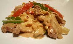 matfrabunnenfb.blogg.no – Egg og baconsalat (påleggssalat) Vegetable Lo Mein, Chop Suey, Recipe Boards, Portobello, Coleslaw, Nom Nom, Spaghetti, Food And Drink, Beef