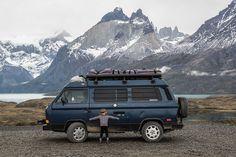 VW Camper Our open road : la vie en VW T3 | BeCombi