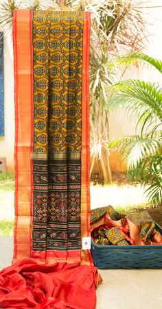 Ikkat Silk L02280 | Lakshmi