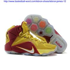 ead00ab3e1c8 47 Best LeBron James 12 Basketball Shoes images