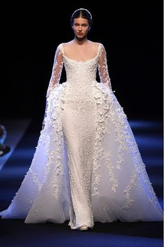 Nick Verreos: RUNWAY REPORT.....Brides of Haute Couture Fall/Winter 2013/2014, The Highlights of the COUTURE Brides!