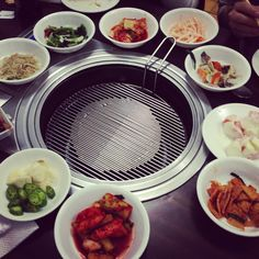 Korean Gui (barbeque)