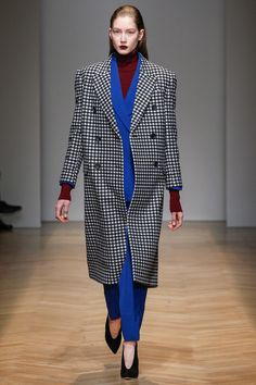 AQUILANO.RIMONDI ~   Fall '17   -   RTW. ~ *(The coat, only)