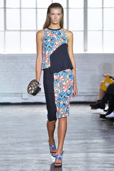 Tanya Taylor Spring 2014 Ready-to-Wear Collection Slideshow on Style.com