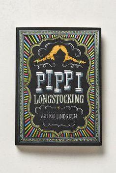Love the design! Pippi Longstocking! #AnthroFave