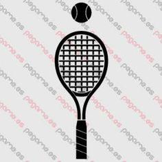 Pegame.es Online Decals Shop  #sport #ball #tennis #vinyl #sticker #pegatina #vinilo #stencil #decal