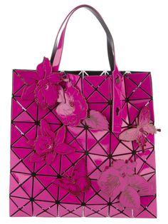 BAO BAO ISSEY MIYAKE - Geometric Paneled Shopper