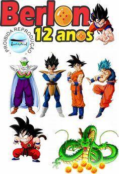 Dragon ball Goku Birthday, Anime Cake, Dragon Ball Gt, Disney Characters, Fictional Characters, Scrapbook, Printables, Ideas, Boss Birthday