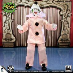 EXCLUSIVE Pagliacci Clown Opera Joker 1966 TV Batman 66 1966 Classic Series #ad