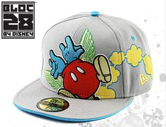 bloc28 new era hat