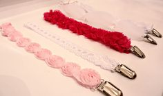 DIY (No-Sew) Pacifier Clips | Events By Shelbi Rene