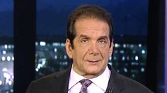 Here's why Charles Krauthammer compared anti-Trump protesters to ISIS