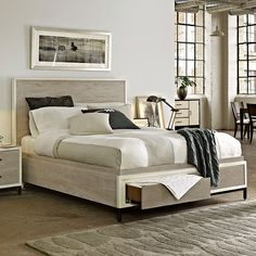 Found it at Wayfair - Spencer Panel Bed