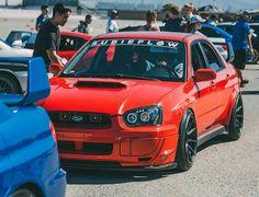 Endemoniado! Vía @subaru_wrx_sti_always_forever | ClubJapo. Portal de coches japoneses