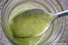 Cilantro-Honey-Lime Dressing