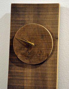 wonderful clock   wonderful wood clock