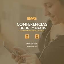 EMMS 2015:  17 y 18 de septiembre, resto de las conferencias