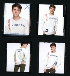 Connor Franta for Gap everyone! Pretty Men, Pretty Boys, Beautiful Men, Connor Franta, Jawline, Drawing Reference, Guys, My Love, Angel