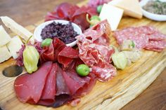 giovane cafe Vancouver serves Stumptown coffee, homemade baked goods, pizza, premium pastas and Italian wine in a casual dining atmosphere. Italian Wine, Charcuterie, Baked Goods, Pasta, Cheese, Homemade, Dining, Food, Gourmet