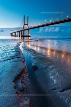 ✨Stunning✨ Vasco Da Gama Bridge, Portugal