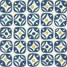 Fabric by Scion / via print & pattern