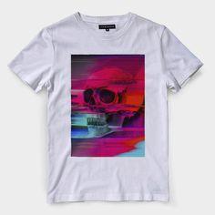 Camiseta Caveira Masculina Barata Blusa Camisa Manga Curta 4a1a937d0fcc9