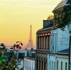 Paris Awakening.